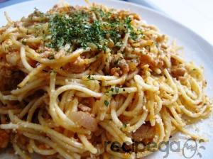 Tuna Spaghetti (ツナスパゲッティ)