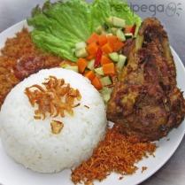 Bebek Goreng (Fried Duck)