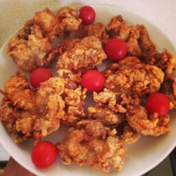 Ayam KFC Tanpa Tulang (Boneless Chicken ala KFC)