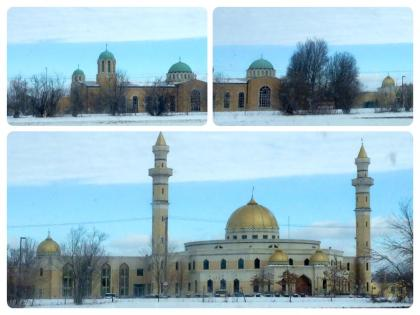Islamic Center of America: The largest mosque / masjid in the town (Shia)