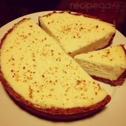Eggless Cheesecake