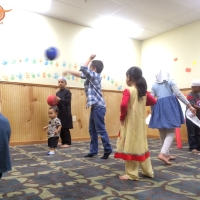 Ramadan Story: Night Prayer with Toddler