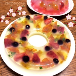 Edible Flower Jelly