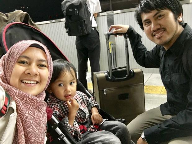 EA5512 Kamata to Nagoya
