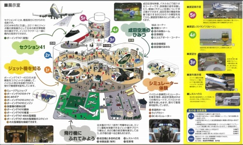aeromuseum map