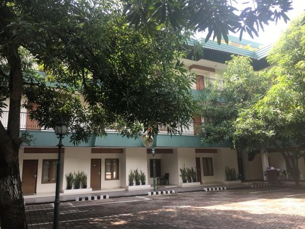 Hotel Sidodadi, our 'shelter' 😝
