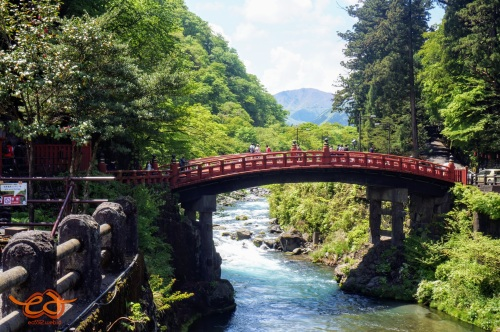 Shinkyo Bridge - Nikko - Tochigi - Japan