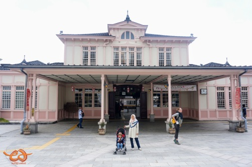 Nikko station Tochigi Japan