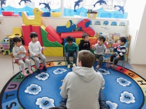 preschool in Japan
