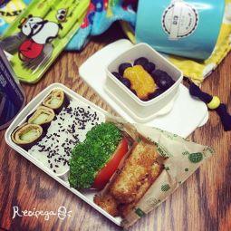 Bento fish katsu 2018-09-27