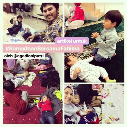 sayembara artikel RamadanBersamaFahima